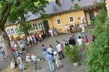 Die zweite Schulabschlussfeier